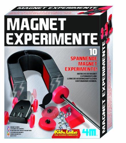 4M - 68111 - Expériences Magnétiques