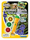 Eureka Childrens Pädagogische Toy Wilde Tiere Torch & Projektor