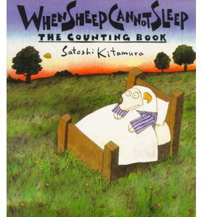 By Satoshi Kitamura ; Satoshi Kitamura ( Author ) [ When Sheep Cannot Sleep: The Counting Book Sunburst Book By Apr-1988 Paperback