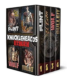 The Knuckleheads: REBORN 4-Book MC Motorcycle Club Romance ...