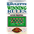 Online Roulette: The Winning Rules