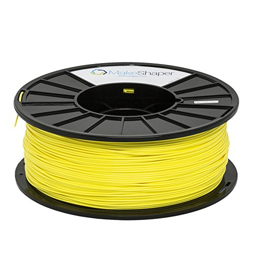 Makeshaper Filament ABS, 1 kg, 1,75 mm, Jaune