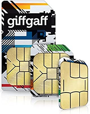 Giffgaff Triple Sim Card by Giffgaff