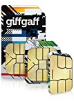 Brand new giffgaff sim card with £5 free credit.  All you have to do once it arrives is register online and top up a minimum of £10 and your extra £5 will be added automatically.   With giffgaff you can buy a 'goodybag' :  £5 per month gets you:  60 ...