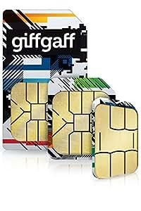 Giffgaff Triple Sim Card