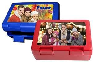 Brotbüchse mit Foto, Lunchbox mit eigenem Bild bedruckt, Brotzeitdose mit Motiv