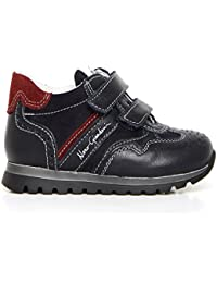 8a0eacc49f38e Nero Giardini bimbo sneakers primi passi blu A724350M scarpe inverno 2018