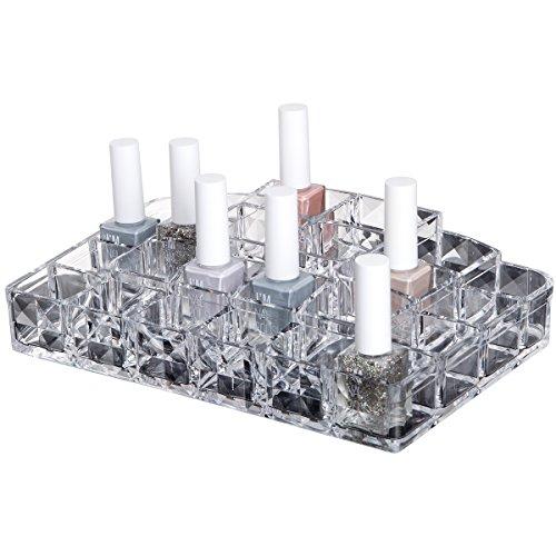 Makeup Kosmetik Organizer Schubladen   Acryl Organizer für Kosmetika wie Emaille und Lippenstifte  ...