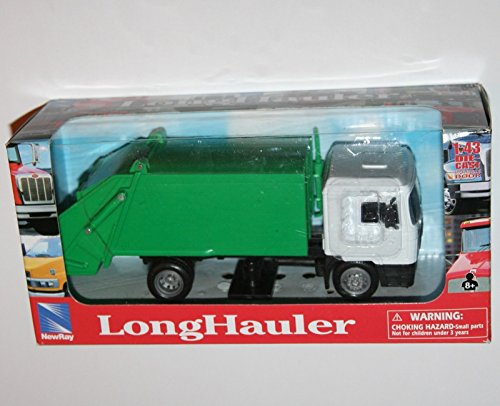 Newray - MAN F2000 Refuse Truck Lorry Model Scale 1:43 for sale  Delivered anywhere in UK