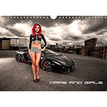 Cars and Girls (Wandkalender 2018 DIN A4 quer): Tolle Autos mit tollen Frauen (Monatskalender, 14 Seiten ) (CALVENDO Mobilitaet) [Kalender] [Apr 15, 2017] Rupp, Patrick