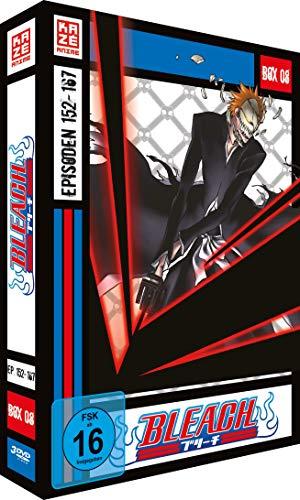 Bleach TV Serie - DVD Box 8 (Episoden 152-167) -