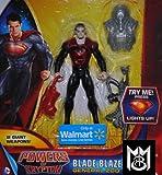Best Blade Steels - Superman Man of Steel Powers of Krypton Blade Review