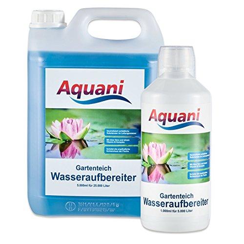 Aquani Wasseraufbereiter Gartenteich 1.000 ml
