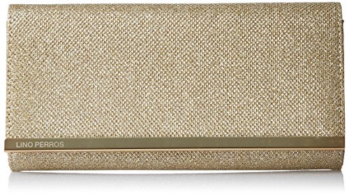 lino perros women's clutch (golden) Lino Perros Women's Clutch (Golden) 51ELnWju1hL