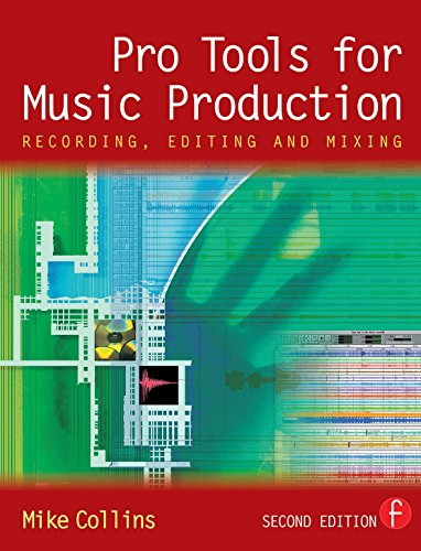 Pro Tools 8: Music  Production Editing Recording and Mixing