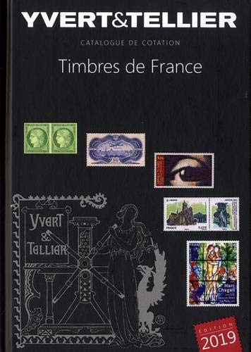 Catalogue de timbres-poste : Tome 1, France