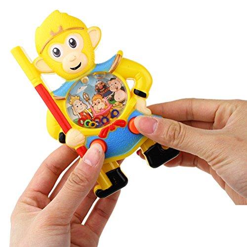 asserzwinge Spiel Kinder Kinder Intellektuelle Spielzeug Lustige Wasser Werfen Ring Spiel Spielzeug (Zufällige Farbe) ()