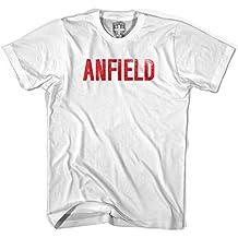 Camiseta de fútbol del estadio Anfield del Liverpool F.C