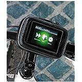 Housse de protection GPS avec pack d'alimentation et support guidon - 3,5''
