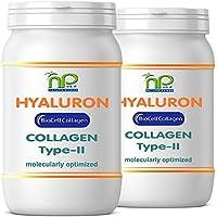 BioCell® 120 Hyaluronsäure Kollagen-II Kapseln, hochdosiert 1000mg Collagen/Tag Haut Haare Gelenke von NP-Vital... preisvergleich bei billige-tabletten.eu