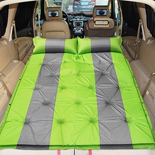 Giow Outdoor SUV Modelle Bewerben Automatische Aufblasbare Bett Luftbett Auto Bett Aufblasbare Bett Reisebett Isomatte Auto Schock Bett Luftbett