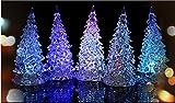 JIUZHOU Best Online Toy Shop Albero di Natale a LED Che Cambia Colore Lampada casa Decorazione per Festa Nozze