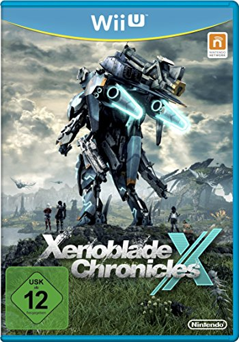 Xenoblade Chronicles X - Standard Edition - [Wii U]