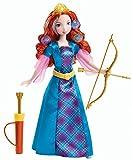 Mattel Disney Princess Y8214 - Haarzauber Merida, Puppe