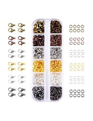 mudder-6-colori-lobster-claw-chiusure-e-6-colori-anelli-aperti-di-salto-chisure-moschettone-e-anelli