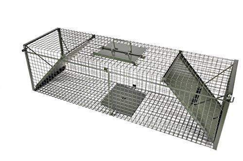 KrapTrap® Waschbärfalle Fuchsfalle Dachsfalle XXL
