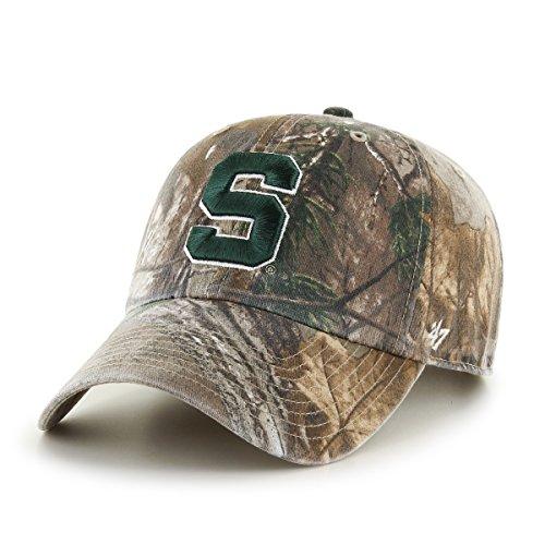 NCAA '47reinigen bis Realtree Verstellbarer Hat, One Size, Unisex - Erwachsene, NCAA '47 Clean Up Realtree Adjustable Hat, One Size, Realtree Camo, Einheitsgröße -