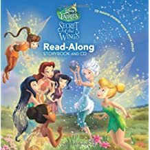 Disney Fairies The Secret of the Wings Read-Along Storybook and CD