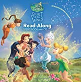 Disney Fairies: The Secret of the Wings Read-Along [With Paperback Book] (Disney Read-Along)