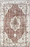 Nain Trading Vintage Royal 299x194 Orientteppich Teppich Beige/Dunkelbraun Handgeknüpft Pakistan Design Teppich Modern
