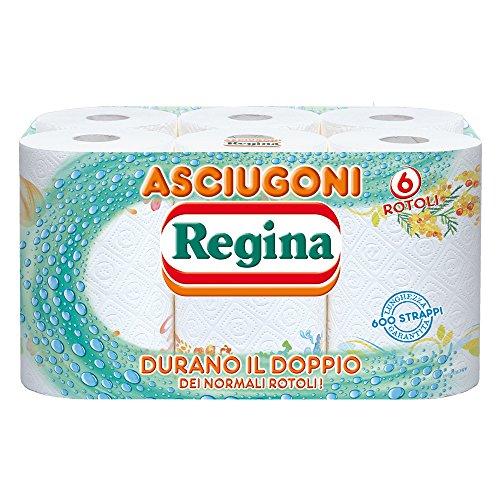 Carta cucina Asciugoni Regina 6r