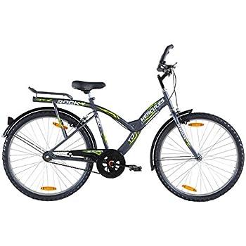 1b679c26df4 Buy Hero Black Pearl 26T Bicycle (Black) Online at Low Prices in ...