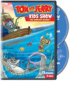 Tom And Jerry Kids Show: Season 1 DVD