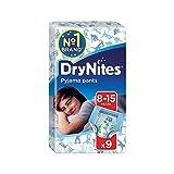 Huggies 8-15 Ans Drynites Pour Les Garçons 9 Par Paquet - Paquet de 2