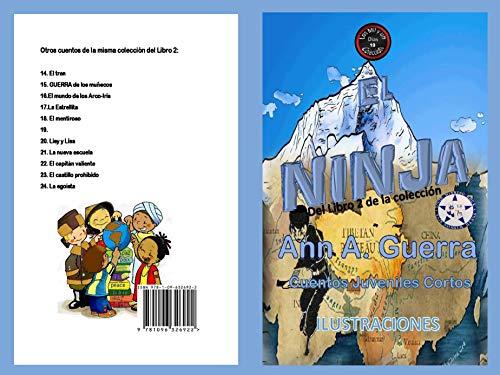 El Ninja: Del Libro 2 de la coleccion- No.19 (Los MIL y un ...