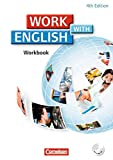 Work with English - 4th Edition - Allgemeine Ausgabe: A2-B1 - Workbook mit CD