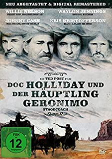 Doc Holliday und der Häuptling Geronimo (Stagecoach)