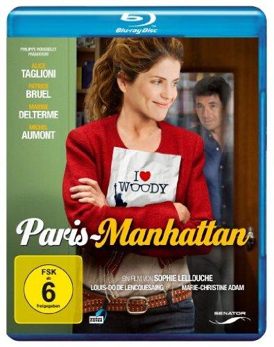 Bild von Paris-Manhattan [Blu-ray]