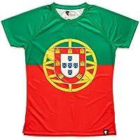 41f8087be4 Amazon.es  Camiseta Portugal  Deportes y aire libre