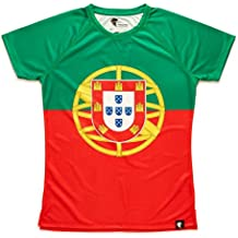 Amazon.es  Camiseta Portugal 3e30b5a67beb7