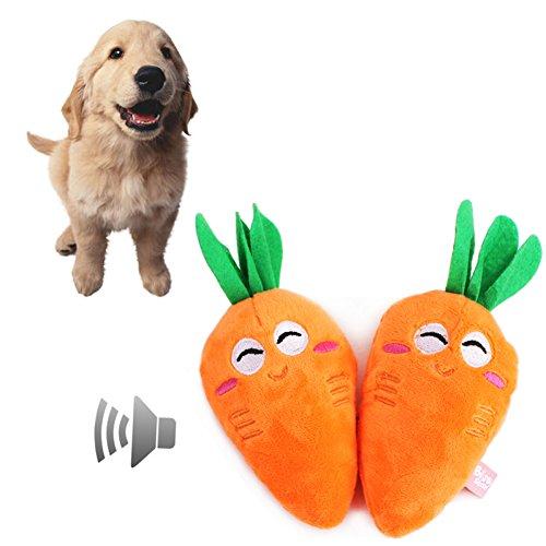CHINA UK 1 STÜCK Spielzeug Nette Karotte Plüsch Welpen Haustier Hund spielzeug (Hundespielzeug, China)