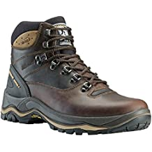 Grisport grs112–38Riverstone suela Vibram botas, tamaño: 38, color marrón (Pack de 2)