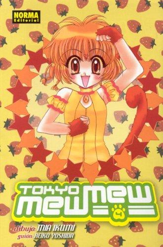 Tokyo Mew Mew 4 por Mia Ikumi