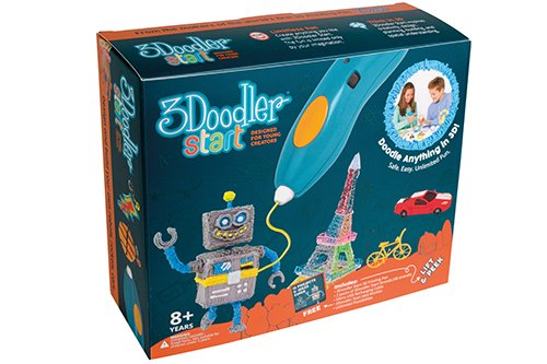 3 Doodler – 62111 – Kit de Stylo 3D – Start – Essential