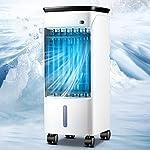 Mobile Klimaanlage Ventilator, Single Kalt Mechanische Home/Office/Schlafsaal Befeuchtete Wassergekühlte Kleine…