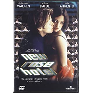 New Rose Hotel (Import Dvd) (2000) Willem Dafoe; Christopher Walken; Asia Arge